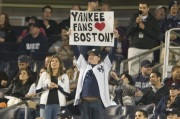 The only time [hopefully] that the Yankees will ever admit their love.